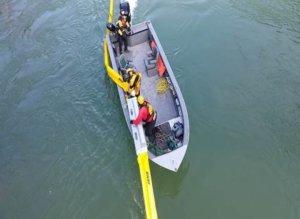 Fastwater Boom Training